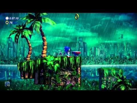 Sonic Fan Remix Act 1-3 [HD]