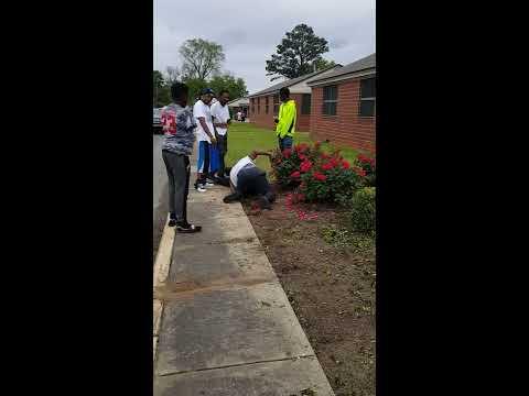Hood fights in MACON GA p homes
