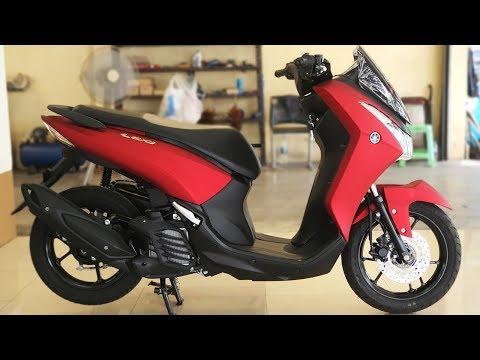 New 2019 YAMAHA LEXi 125 VVA STD Version