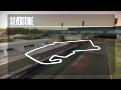 NFS: Shift - Silverstone Track Guide Gameplay | HD
