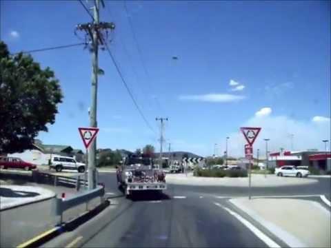 Dunalley/Forcett Bushfire, Tasman Peninsula 04/01/2013 - Taskforce Charlie/Delta PART 1