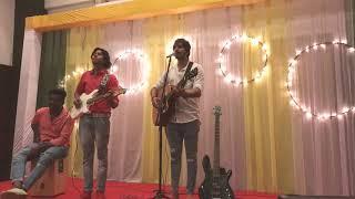 Mere Sohneya   LIVE   Kabir Singh   Sachet-Parampara   Shahid Kapoor