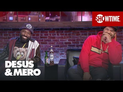 DESUS & MERO Can&39;t Keep It Together on Set  SHOWTIME