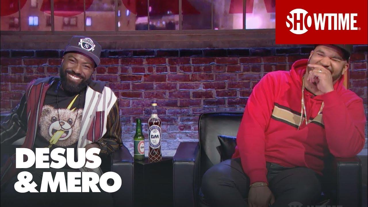 Blooper Reel: Desus & Mero Can't Keep It Together on Set