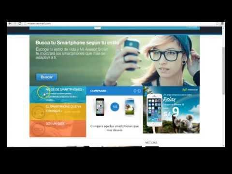 Mi Asesor Smart | Comparación de móviles