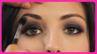 Demi Lovato Makeup Tutorial: How to Get Demi's Smokey Eye!