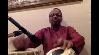 Shreedhar Nagnur Tabla Traka Kayda - 1