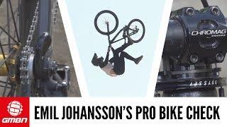 Emil Johansson's Trek Slopestyle Bike | GMBN Pro Bikes