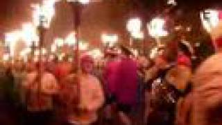 Up Helly Aa Procession 2008