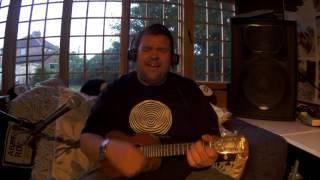 Daniel Boone - Beautiful Sunday Ukulele Cover