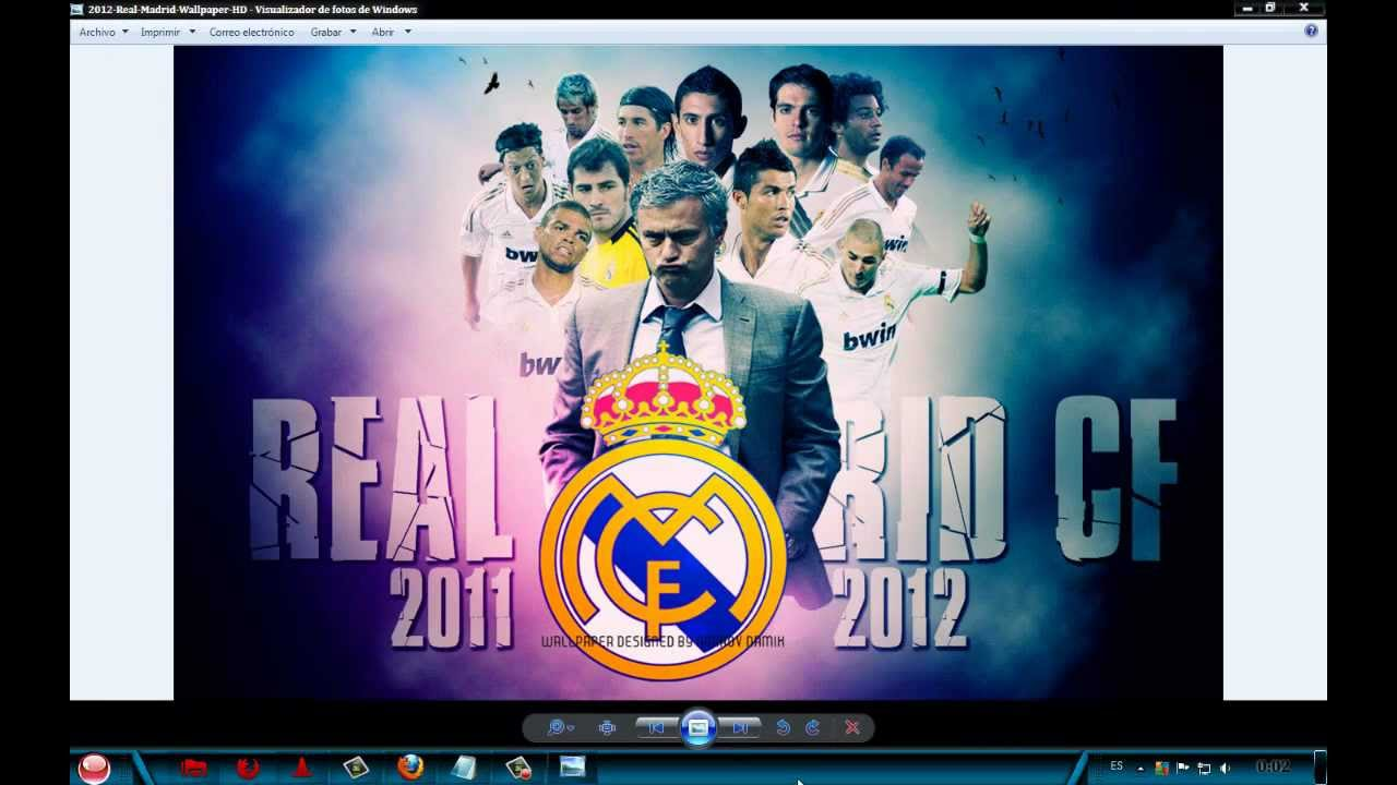 Mega Pack De Wallpapers Hd Del Real Madrid 2012 By