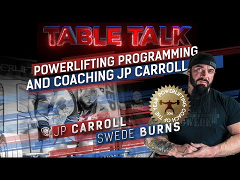Swede Burns Talks w/ JP Carroll on Powerlifting Programming and Program Hopping | elitefts.com