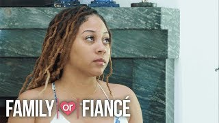 Ashaki Drops a Bombshell on Chris at Their Blessing Ceremony | Family or Fiancé | OWN