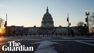 Donald Trump senate impeachment trial day two – watch live