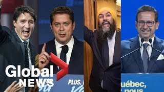 Canada Election: Federal election results reveal deep divide among Canadian voters