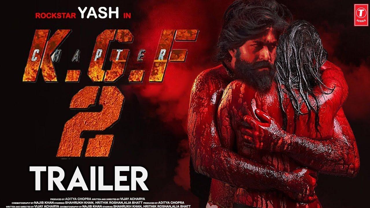 Download K.G.F Chapter 2 Official Trailer   Yash   Srinidhi Shetty   Sanjay Dutt   Prashanth N   Concept 2020