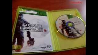 Dead Space 3 Limited Edition X360 Unboxing (Magyar kiadás, Magyar kommentárral)