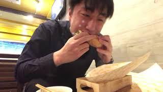 【食いしん坊】バインミー2つを食べてるところ【食事動画】【飯テロ 먹방 eating】 thumbnail
