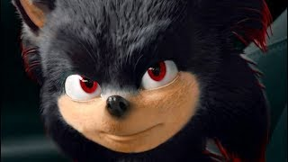 Sonic Movie Shadow Reveal