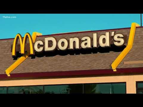 McDonald's to consider banning straws