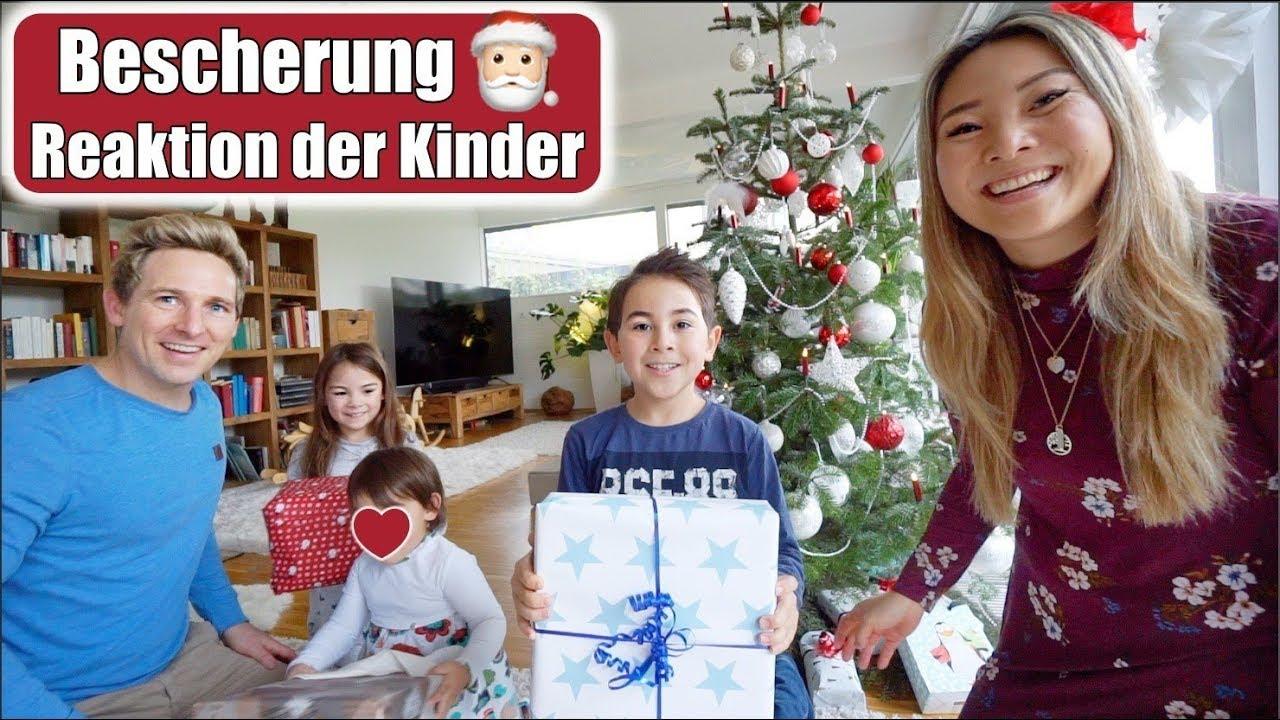 Geschenke Auspacken Spiel Weihnachten