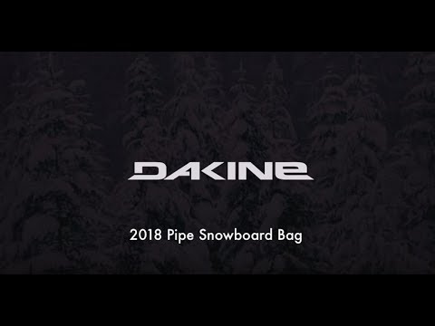 Dakine Pipe snowboardtas black