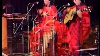 Allpa Yuraq ARMADURA DE DIOS - Concert à Seraing - Belgica 1993
