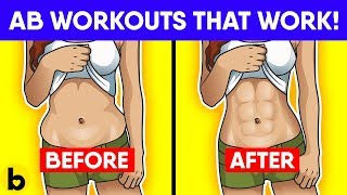 Easy At Home Abs Workouts For Women That Actually Work