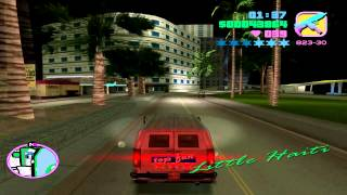 LP GTA Vice City Part 9 - Taxi Easy Mode