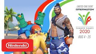 Overwatch - Summer Games 2020 - Nintendo Switch