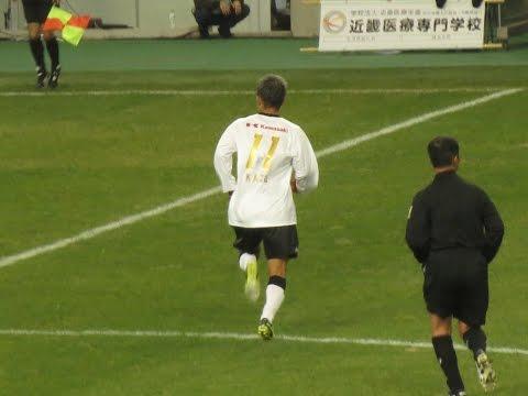 Kazuyoshi Miura  20150117 Charity match 2nd-half #2