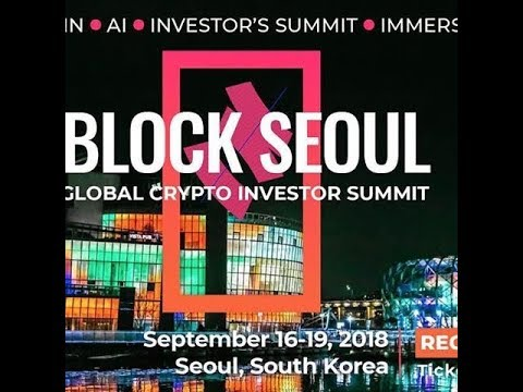 Blockchain Seoul & Block Seoul Global Crypto Investor Summit