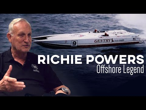 Becoming an Offshore Boat Racer With Richie Powers