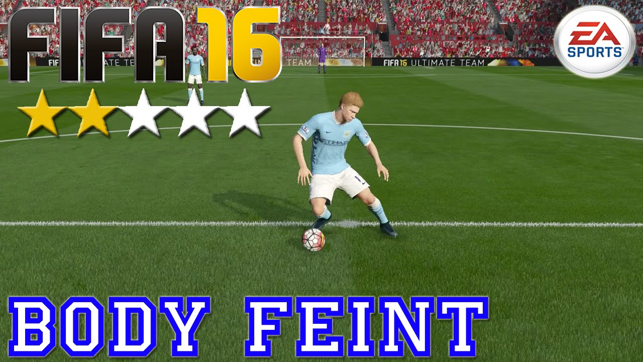 Body feint left fifa 11 juichen fifa 18