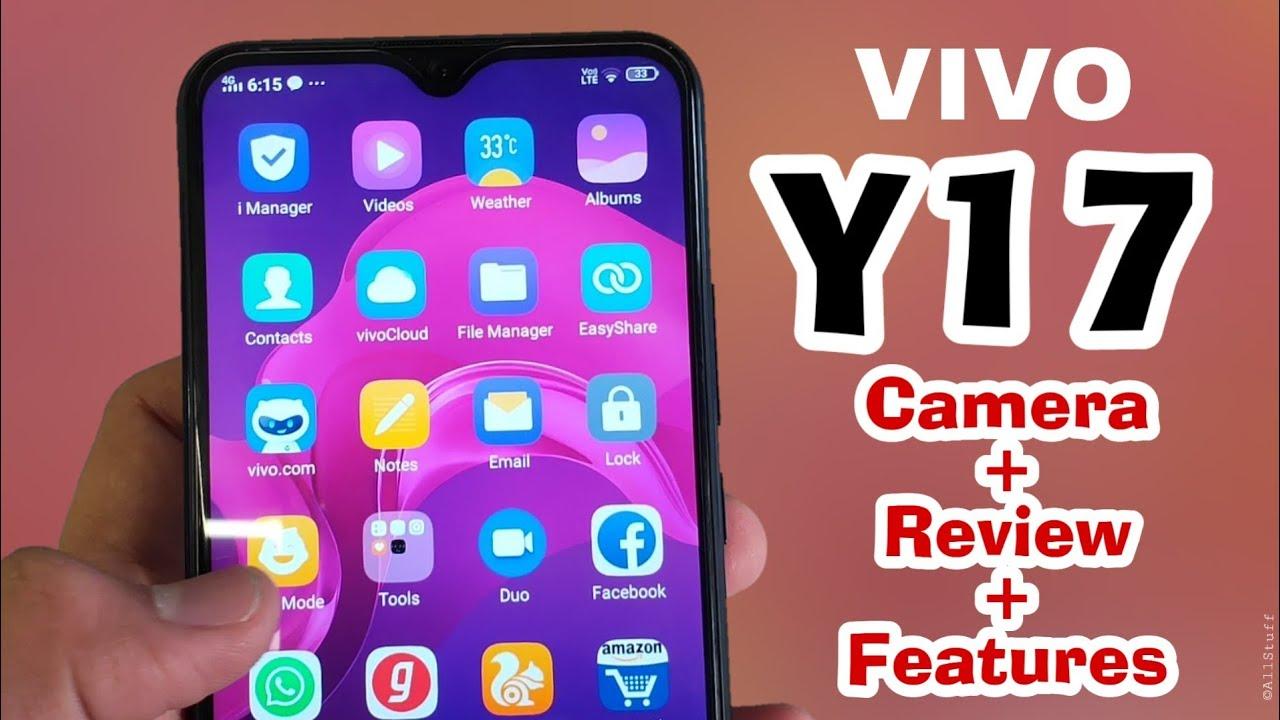 Vivo Y17 Price Philippines 2019 CMK Features Page