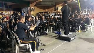 Silent Sanctuary Medley performed by Banda Batingaw