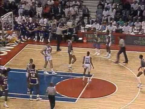 1989 NBA Finals: Lakers at Pistons, Gm 1 part 1/12