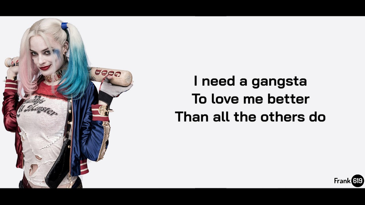 Download Kehlani - Gangsta 🎵 (Lyric) from Suicide Squad   The Album