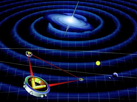 Kip Thorne:  Laser Interferometer Space Antenna (LISA) — Measuring Gravity Waves