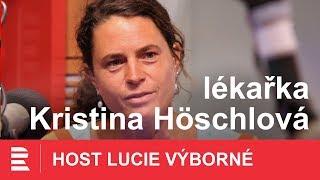 Kristina Höschlová: Od místních lékařů jsme se měli co učit