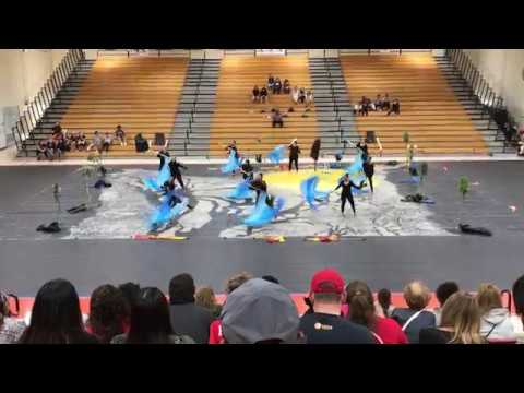 Desert Mirage High School 2019 Winter Guard Championships