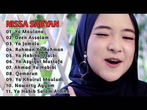full-album-nissa-sabyan-terbaru-2018-~-sholawat-ya-habibal-qolbi,-deen-assalam