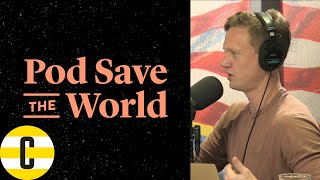 Assange's arrest, Bernie's foreign policy & potential war with Iran | Pod Save the World