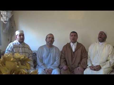 TALA' AL-BADRU 'ALAYNA - THE FES SINGERS طلع البدر علينا - اهل فاس