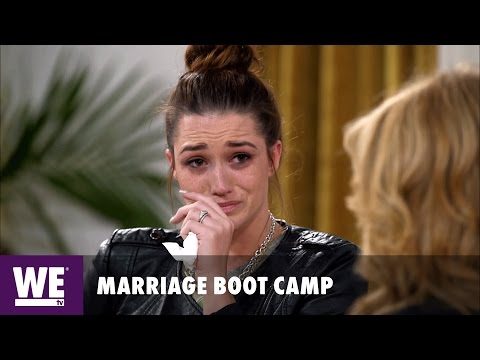 Jade's Childhood Heartbreak | Marriage Boot Camp: Reality Stars Season 6