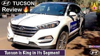 2018 Tucson Review | Tucson 2018 Features | Tucson vs Jeep Compass | Hyundai Tucson 2018