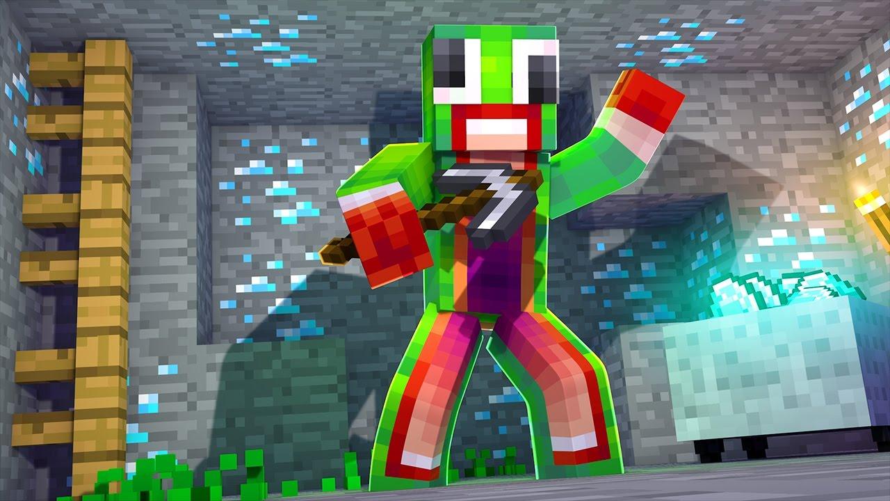 FASTEST WAY TO GET DIAMONDS!  Minecraft UHC Ep.9