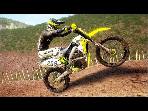 MXGP3 Multiplayer Action