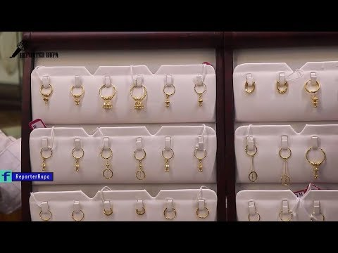 22 Carat Gold Earring Price| Gold price in Bangladesh| Best Gold Shop In BD
