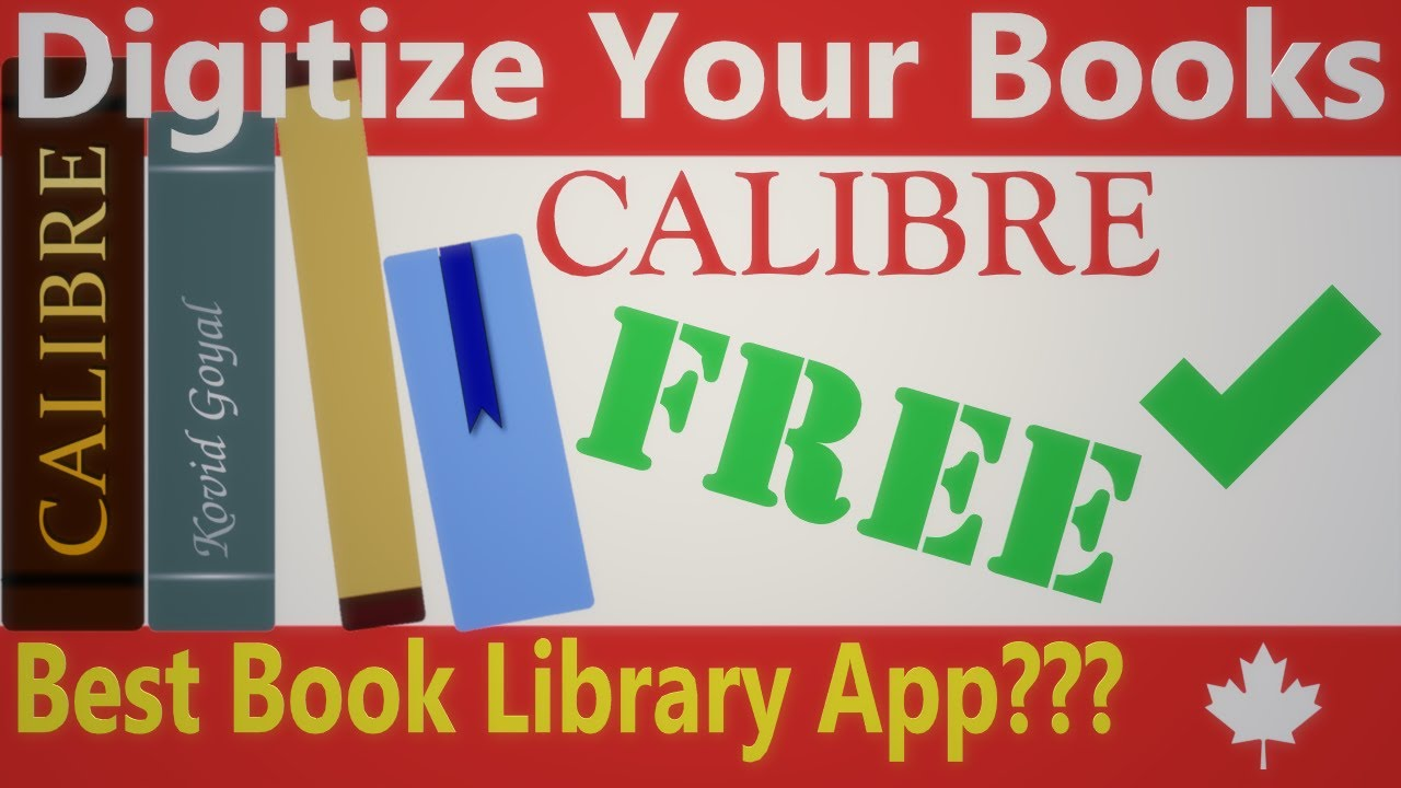 5 Calibre to Manage your Digital Book Library